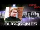 Большое интервью с Бугой (Канал BugaGames) / INFA 100