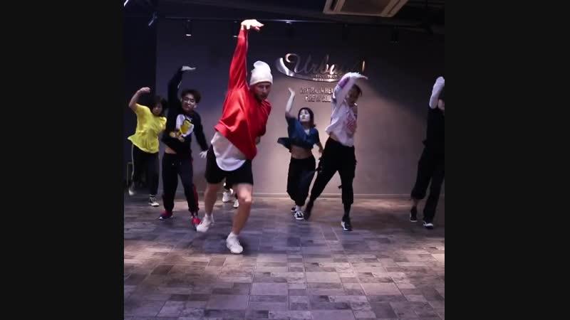 Cardi B - I like it Choreography By Oleg Pshenichniy oleg_zet