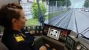 Тренажёр трамвая ЛМ 99АВН в Учебно курсовом комбинате