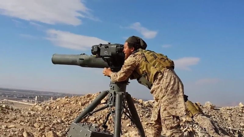 США передали сирийским курдам «Джавелин» и «Тоу» || ГЛАВНОЕ от ANNA NEWS на утро 22 января 2019