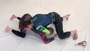 The Peruvian Neck Tie No Gi and Gerbi Choke Gi version all in one video