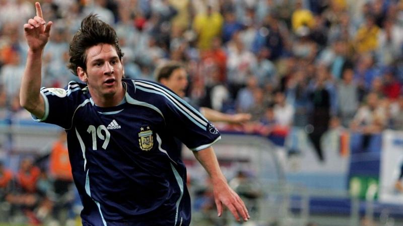 Аргентина 6-0 Сербия и Черногория / ЧМ-2006   Обзор матча