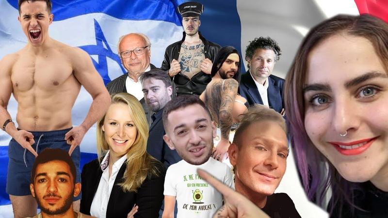 Raptor, Papacito, Ring, Marion Maréchal-Le Pen au service du national-sionisme !