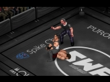 SWF The End (Crusher Couger vs Tough Guy)
