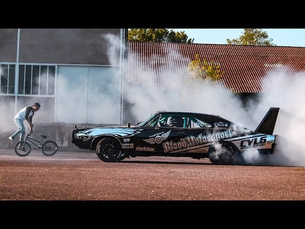 Dodge Charger Drift | OLD DOWN FACTORY