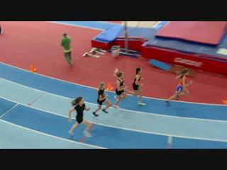 2019 Область юниоры | 3000м ж финал (Анастасия Куницына)