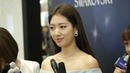 "Cheung Wing Lun on Instagram: ""181212 朴信惠SWAROVSKI Hong Kong interview HD fancam 박신혜 朴信惠 SWAROVSKI KpopLun HongKong fancam 홍콩"""