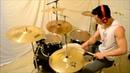 Comatose [Drum Cover] HD