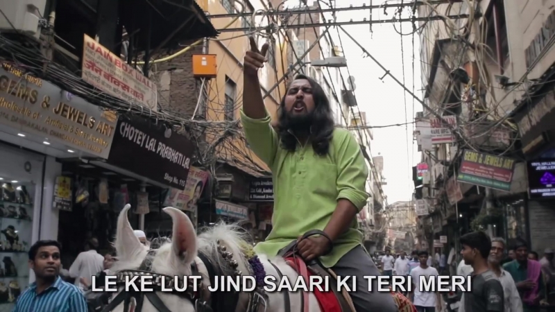 Bloodywood - Ari Ari ft. Raoul Kerr (2018)Modern Metal -India
