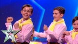 The Wee Daniels pay tribute to Irish Crooner Daniel O'Donnell! Ireland's Got Talent 2019