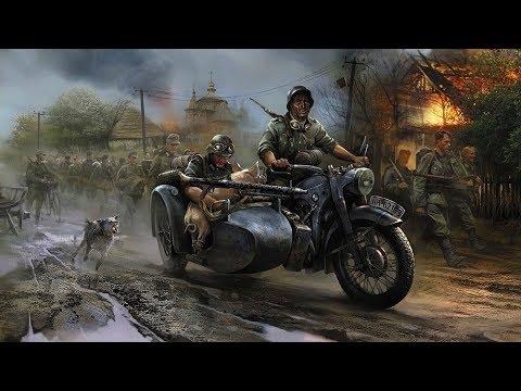 Ностальгируем в кампании сюжетки В тылу врага 2 Лис пустыни Братья по оружию War Thunder