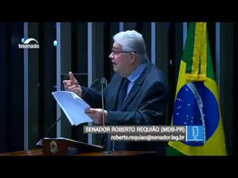 Roberto Requião pede ao Supremo por Lula e por nossa constituição!