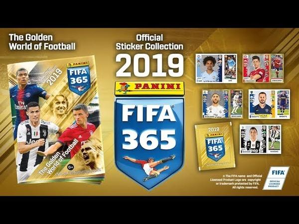 FIFA365 2019 еще 10 паков