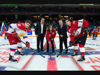 Суперсерия 2018, Матч #2, Россия U20 - Канада (WHL)