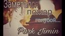 ~Park Jimin(BTS)Заметался пожар голубой...(С.ЕсенинКак умеет любить хулиган)~