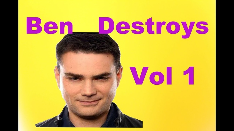 Ben Shapiro Absolutely Destroys People With Facts Vol 1