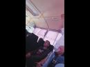 Водитель выгонял женщину из салона за то, что она ела мороженое__720p_alt