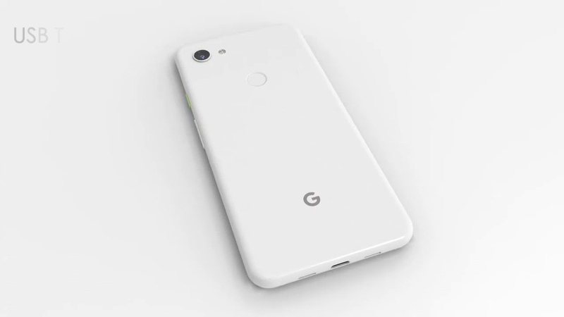 Google Pixel 3 Lite and Pixel 3 Lite XL: 360 degree renders [EXCLUSIVE]