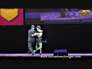 чемпионыEl baile de los Campeones Escenario Mundial de Tango 2015, Ezequiel Jesus Lopez, (1)