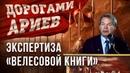 Экспертиза Велесовой книги Анатолий Клёсов