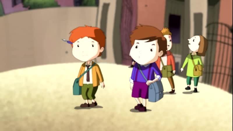 Cabeza de Zanahoria Cuentos Infantiles (ES.BedtimeStory.TV)
