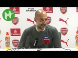 Pep Guardiola My City players share my hunger for my title success - Arsenal 0-2 Manchester City