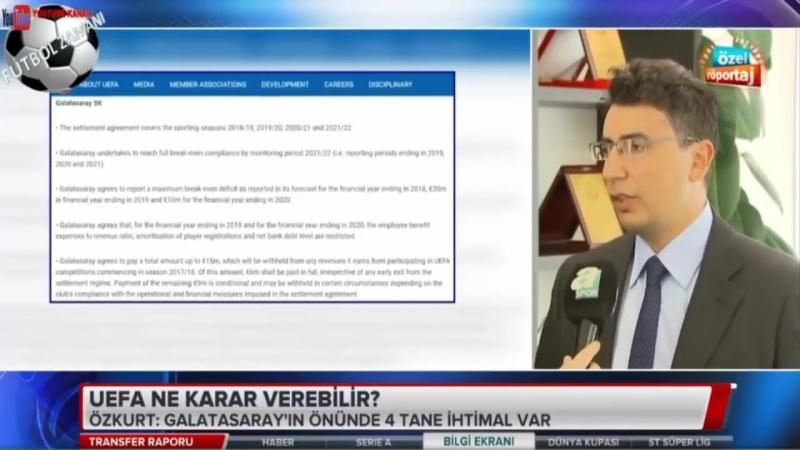 GALATASARAY Transfer Raporu ¦ Nevzat Dindar Hakan Gündoğar Yorumları 26 Haziran 2018