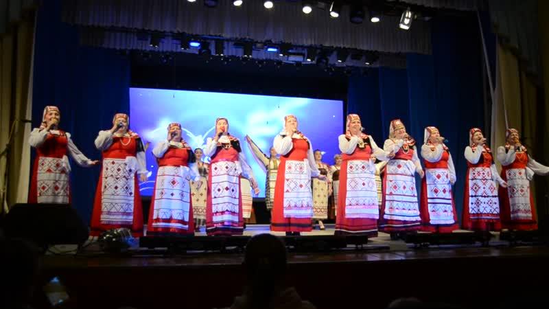 Открытие творческого сезона районного дома культуры 1.