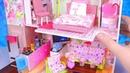 DIY Miniature Dollhouse ~ a Kitchen Living Room Bedroom etc