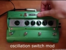 Line6 DL4 with oscillation and loop engage mods