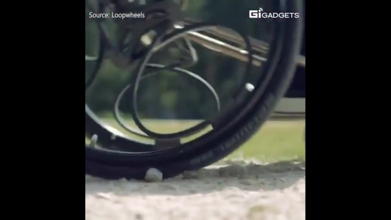 Loopwheels - A revolution in wheel technology Other@industrial.design New_technologies@industrial.design
