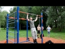 MST and Novopolotsk WORKOUT Team