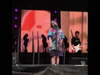 billie eilish live // atlanta, musicmidtown