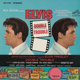 Elvis Presley альбом Double Trouble