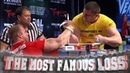 Exposure of the most famous loss in armwrestling!