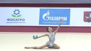Anastasia Guzenkova - Ball AA GP Moscow 2019 19.65
