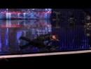Kenichi Ebina Performs an Epic Matrix Style Martial Arts Dance America's Got low