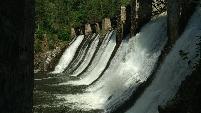 Историко природный комплекс Порожская ГЭС