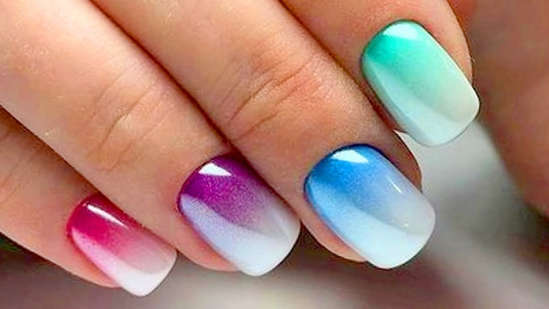 27 Cute Nail Art Designs for Short Nails Hottest Nail Art Trends 2018