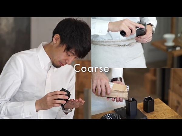[HARIO]V60 Dripper Kasuya Model_how to brew[KDC-02-B]