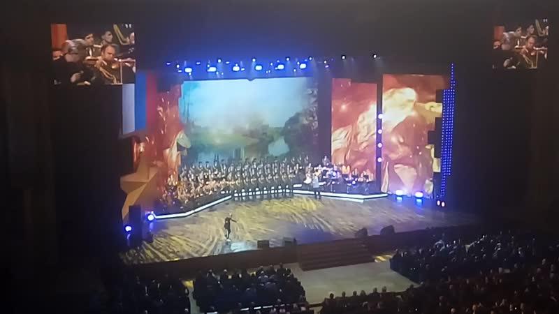 Витас. Мы на концерте в Кремле 9.12.18