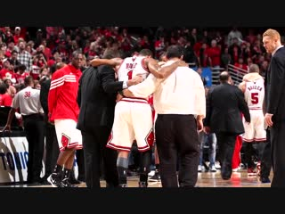 The Derrick Rose Story ( Official Trailer)