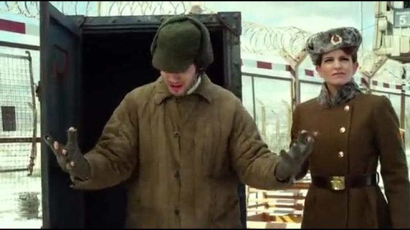 Джош Гробан,эпизод Заключённый(Маппеты 2,2014)