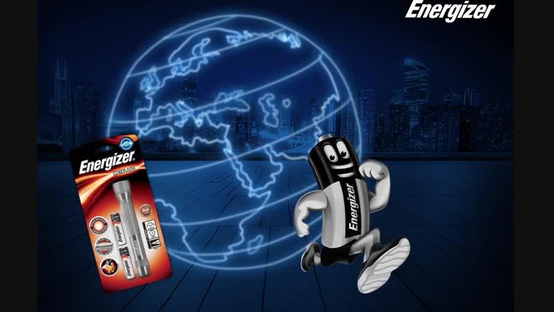 ENERGIZER ENR METAL LED 2XAA