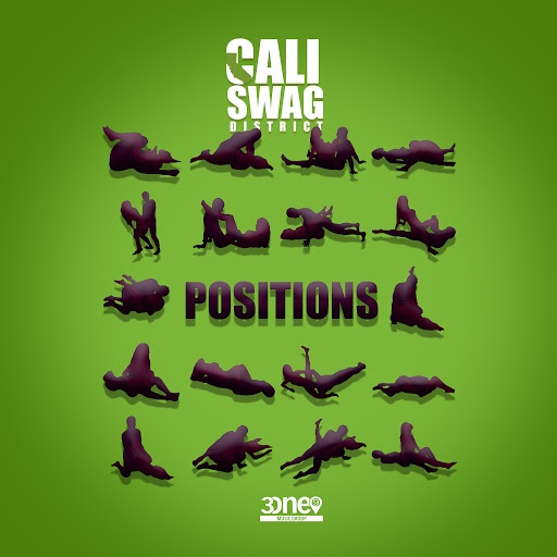 Cali Swag District альбом Positions