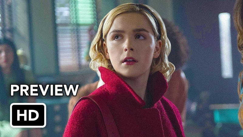 Chilling Adventures of Sabrina (Netflix) Featurette HD - Sabrina the Teenage Witch
