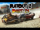 FlatOut 2 (PC) Walkthrough Part 23 Street Survival Cup [No Commentary] (720 HD)