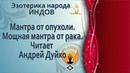 Мантра от опухоли Мощная мантра от рака Читает Андрей Дуйко Слушать 20 минут в день