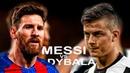 Messi Dybala Argentine Skills Show The Student the Teacher HD