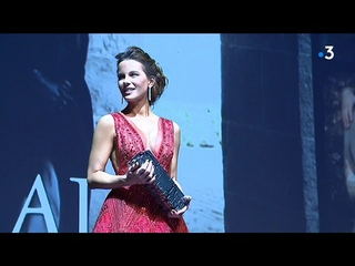 Festival de Deauville: Kate Beckinsale, francophile et francophone, et